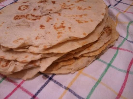 Authentic Mexican Tortilla Recipe
