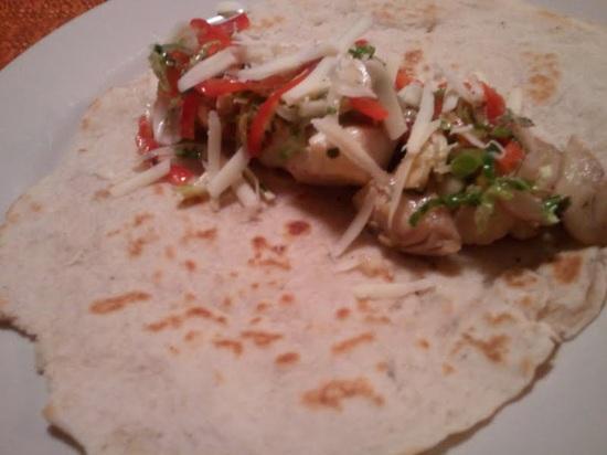 Haddock Fish Tacos