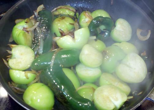 How to make salsa verde