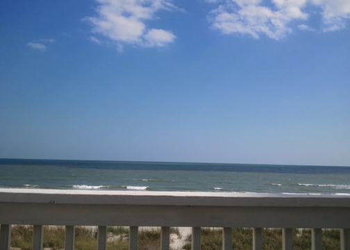 Beach in the Carolinas