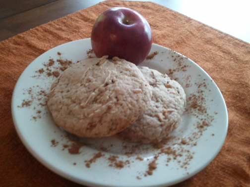Apple Cinnamon Scone Recipe