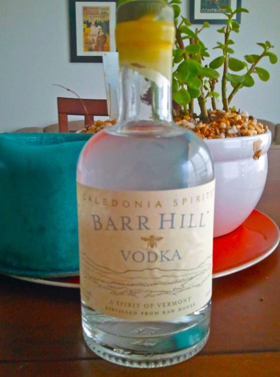 Caledonia Spirits Barr Hill Vodka Hardwick Vermont