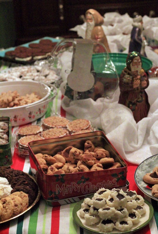 Christmas Cookie Exchange Party