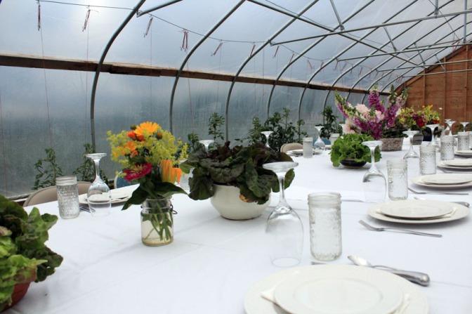 table setting_Sandiwood Farm to Fork Dinner_June 2012